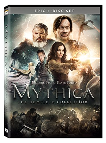 Mythica-Complete Collection