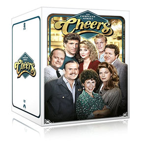 CHEERS: COMPLETE SERIES (DVD)