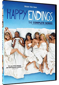 Happy Endings - The Complete Series - DVD