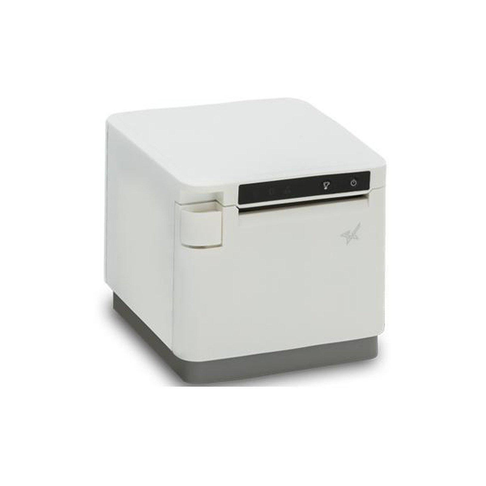 Star Micronics mC-Print3 MCP31L Receipt Printer Ethernet, Lightening, White | 39651090 Receipt Printer Star Micronics
