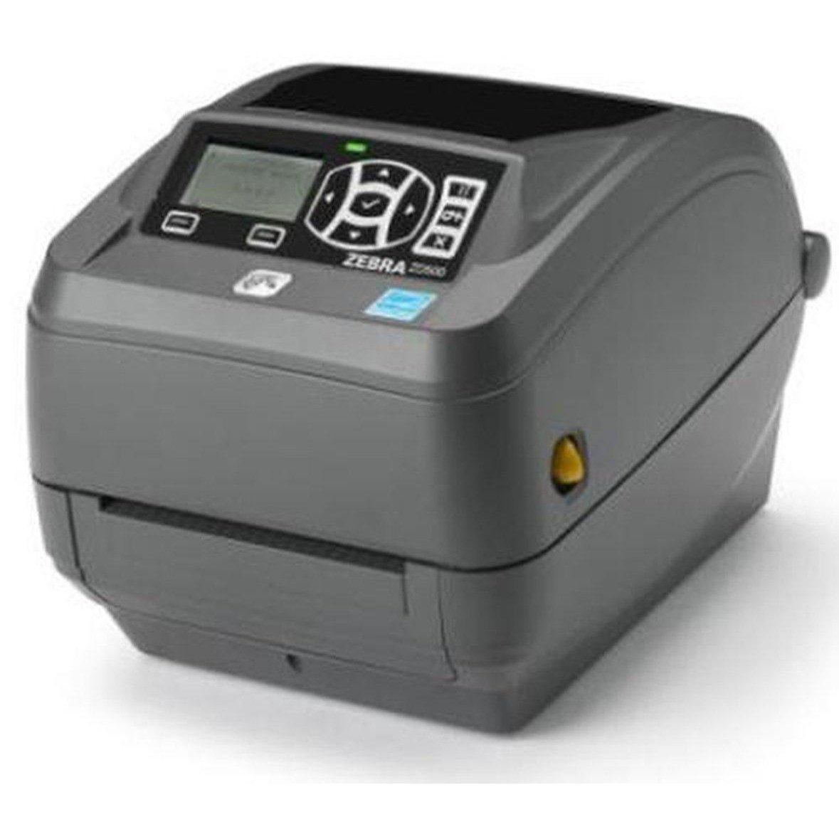 Zebra ZD500 DT / TT Label Printer 330DPI Ethernet, USB | ZD50043-T0E200FZ Label Printer Zebra
