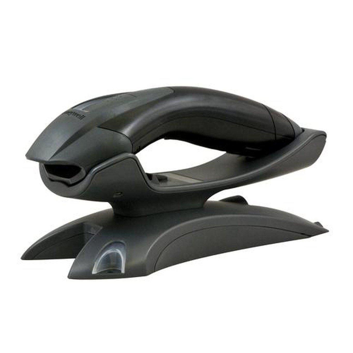 Honeywell Voyager 1202G 1D Wireless Barcode Scanner USB, Black | 1202G-2USB-5 Barcode Scanner Honeywell