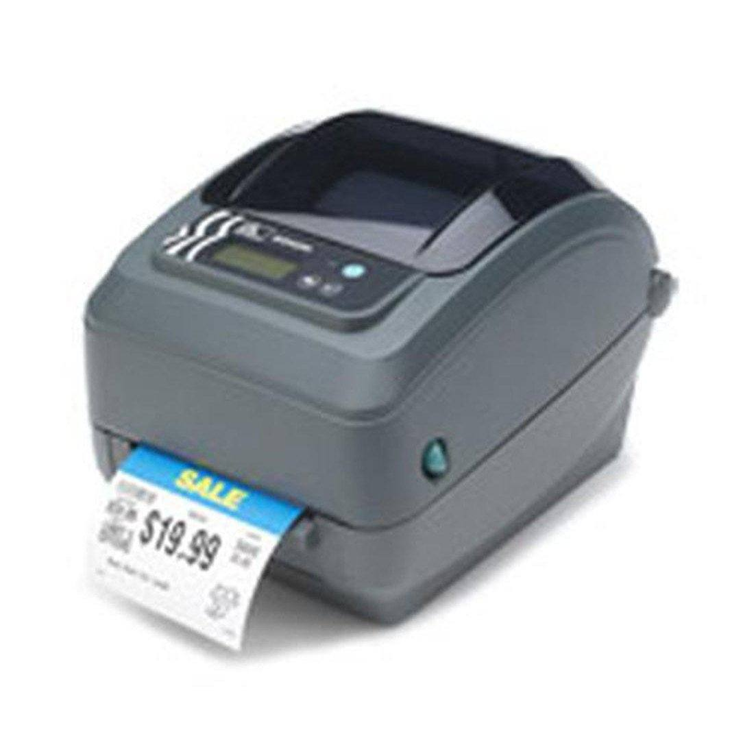 Zebra GX420t Thermal Transfer Label Printer 203DPI Ethernet, USB | GX42-102421-000 Label Printer Zebra