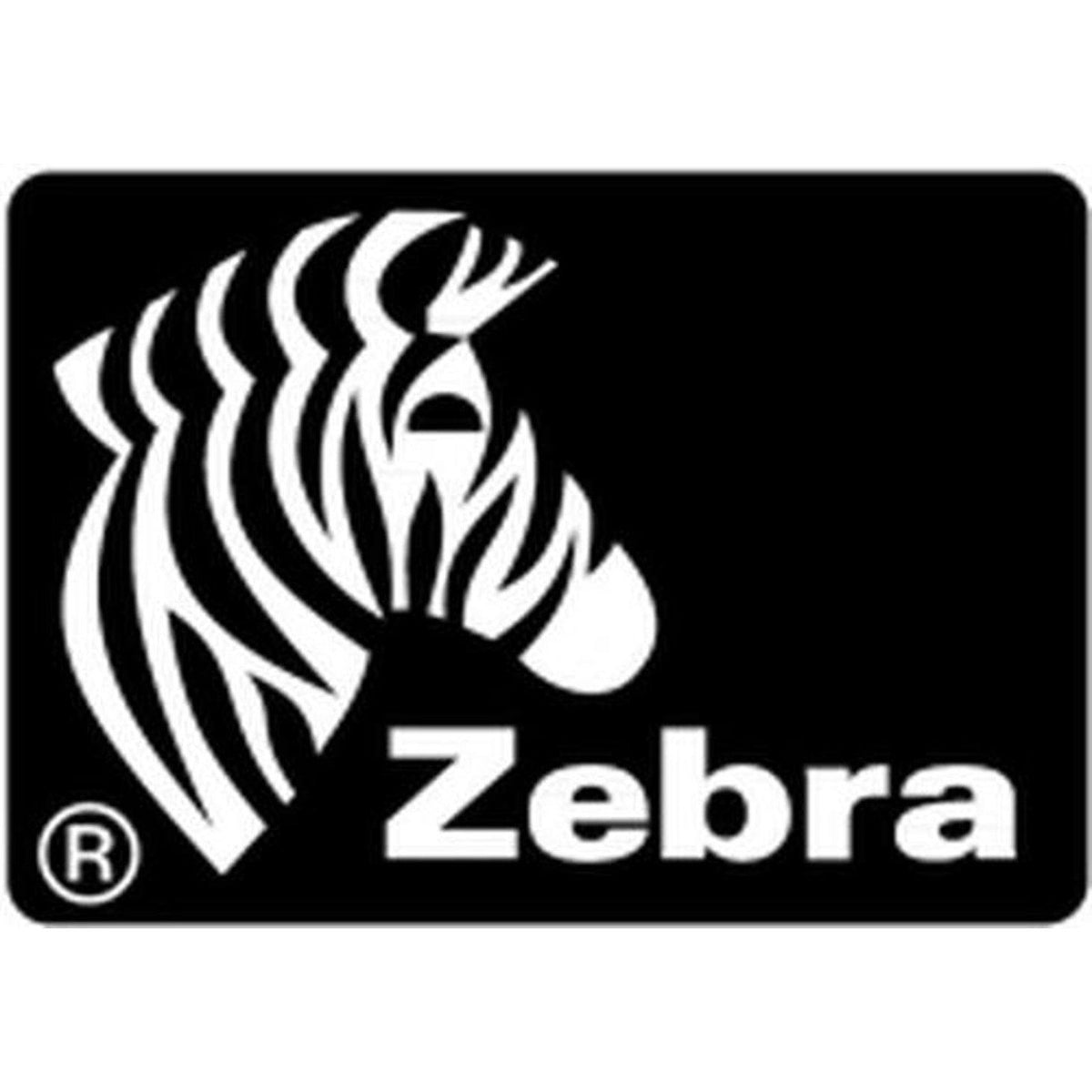Zebra Z-Perform 1000T Thermal Transfer Paper Label 51mm x 25mm , 12 Per Box, White | 880007-025D Consumable Zebra