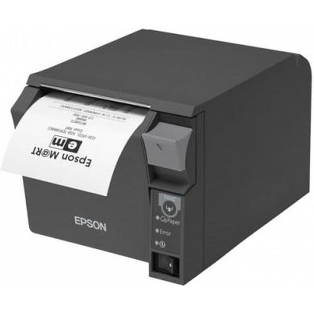 Epson TM-T70II Thermal POS Receipt Printer 180DPI USB | C31CD38032 Receipt Printer Epson