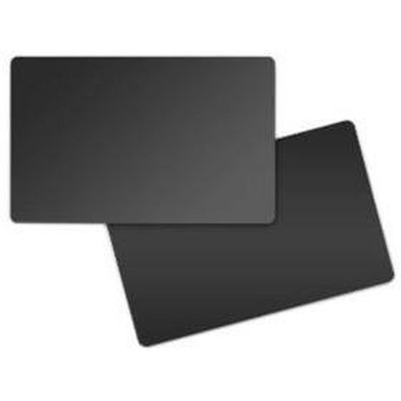 Zebra Plastic Food Safe Cards, Matte Black | 800050-158 Consumable Zebra