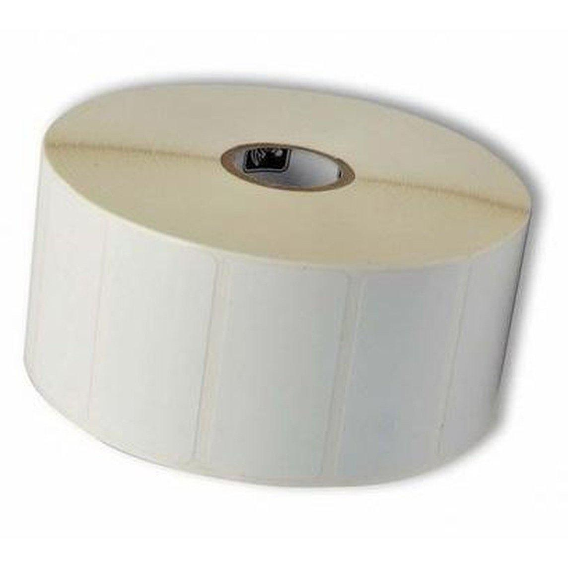Zebra RFID Label Thermal Transfer Silverline Micro M4i 45 x 13mm, White | 10027755