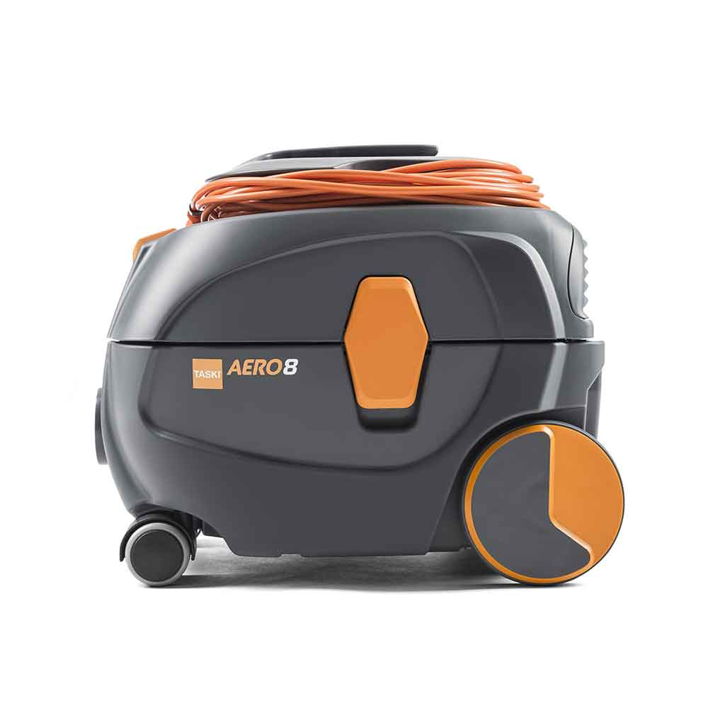 Diversey Taski Aero 8 High-Efficiency Vacuum Cleaner| 7524255 Carts and Vacuums Diversey