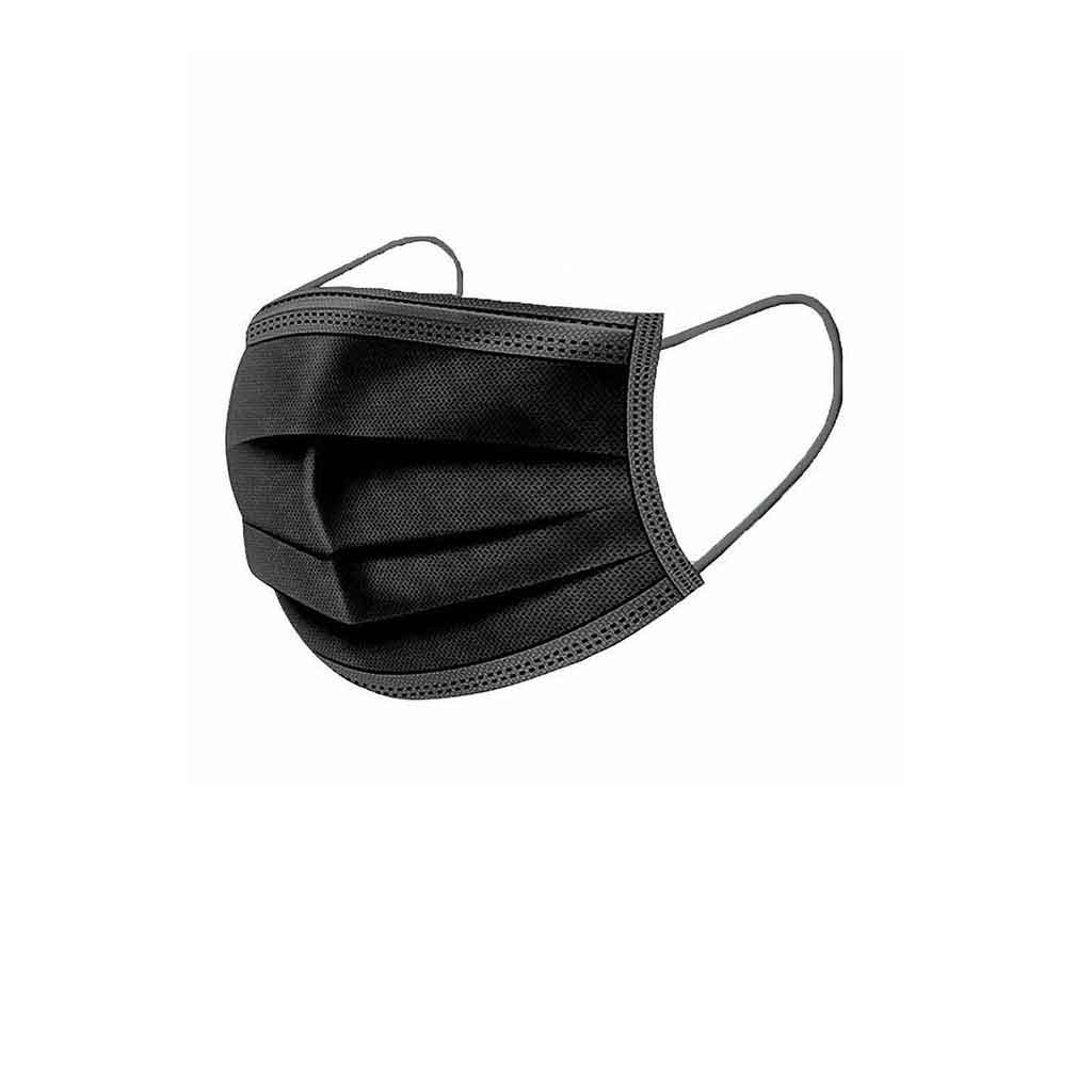 IG Healthcare Type 1 Civilian Grade Black Mask | T1CGB Masks & Respirators IG Healthcare