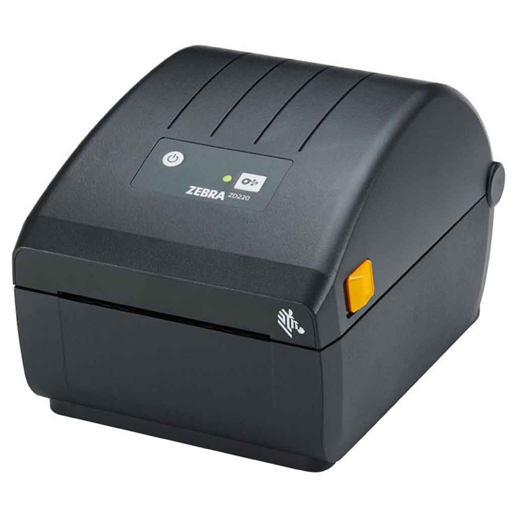Zebra ZD220 Direct Thermal Label Printer 203DPI USB | ZD22042-D0EG00EZ Label Printer Zebra