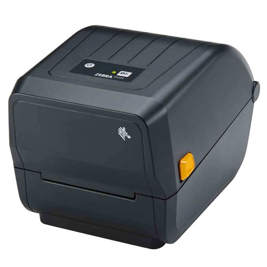 Zebra ZD220 Thermal Transfer Label Printer 203DPI USB | ZD22042-T0EG00EZ Label Printer Zebra