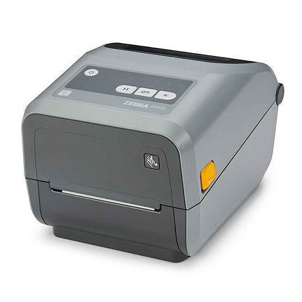 Zebra ZD421 Thermal Transfer 300DPI Label Printer, Bluetooth, USB | ZD4A043-30EM00EZ Label Printer Zebra