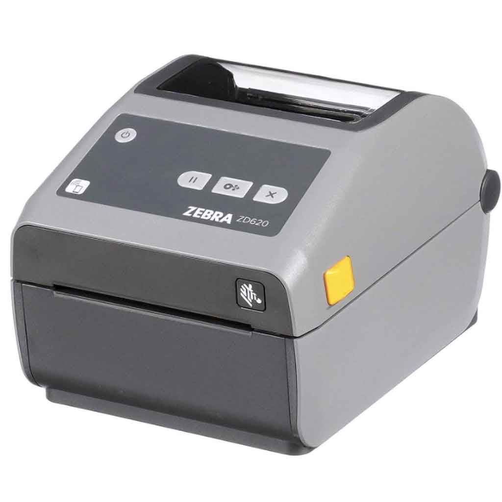 Zebra ZD620 DT Label Printer 203DPI WiFi, Bluetooth, Ethernet, USB | ZD62042-D0EL02EZ Label Printer Zebra