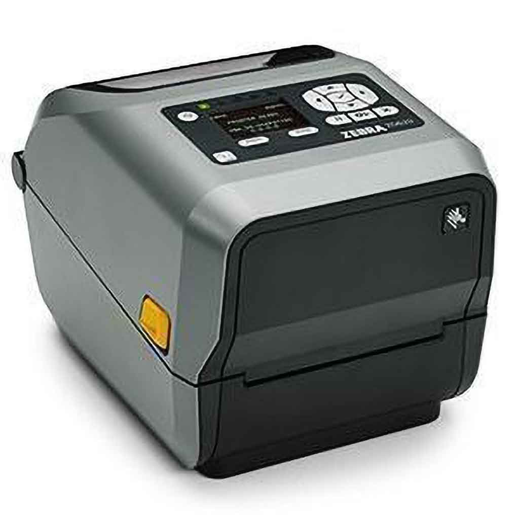 Zebra ZD620 DT Label Printer 300DPI Bluetooth, Ethernet, Cutter | ZD62043-D2EF00EZ Label Printer Zebra