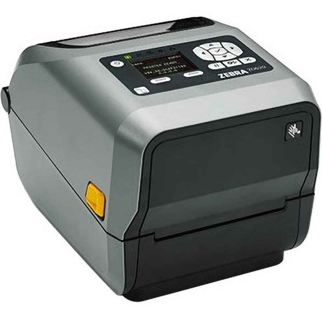 Zebra ZD620 TT 300DPI Label Printer, Bluetooth, Ethernet, USB | ZD62043-T0EF00EZ Label Printer Zebra