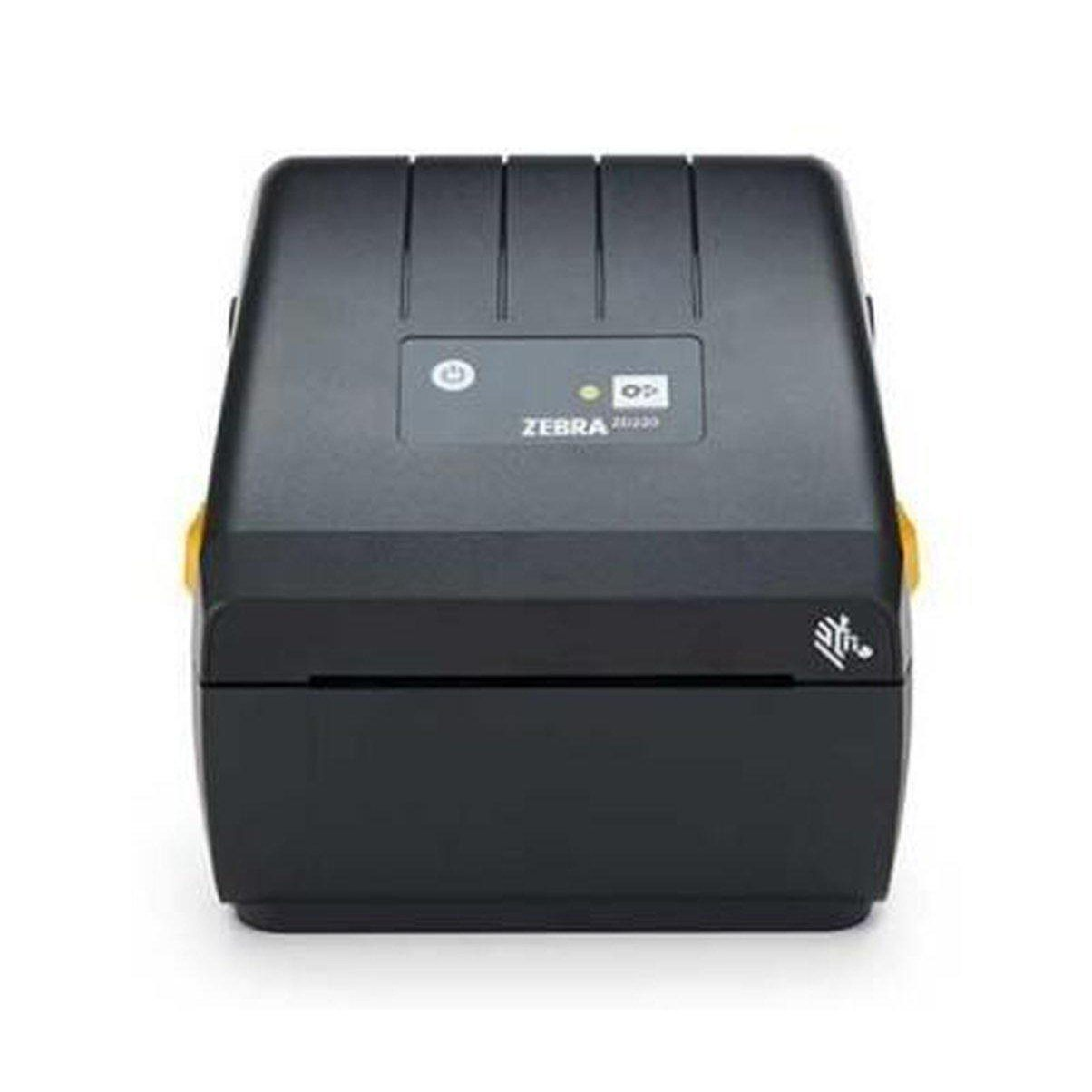 Zebra ZD230 Direct Thermal Label Printer 203DPI Ethernet, USB | ZD23042-D0EC00EZ Label Printer Zebra