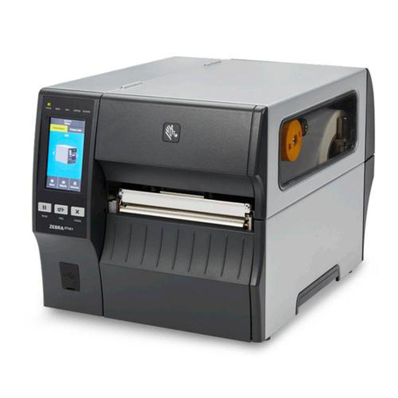 Zebra ZT421 DT / TT Label Printer 203DPI Bluetooth, Ethernet, USB | ZT42162-T0E0000Z Label Printer Zebra