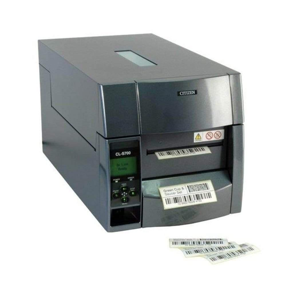 Citizen CL-S700II DT/TT Label Printer USB, Serial | CLS700IINEXXX Label Printer Citizen