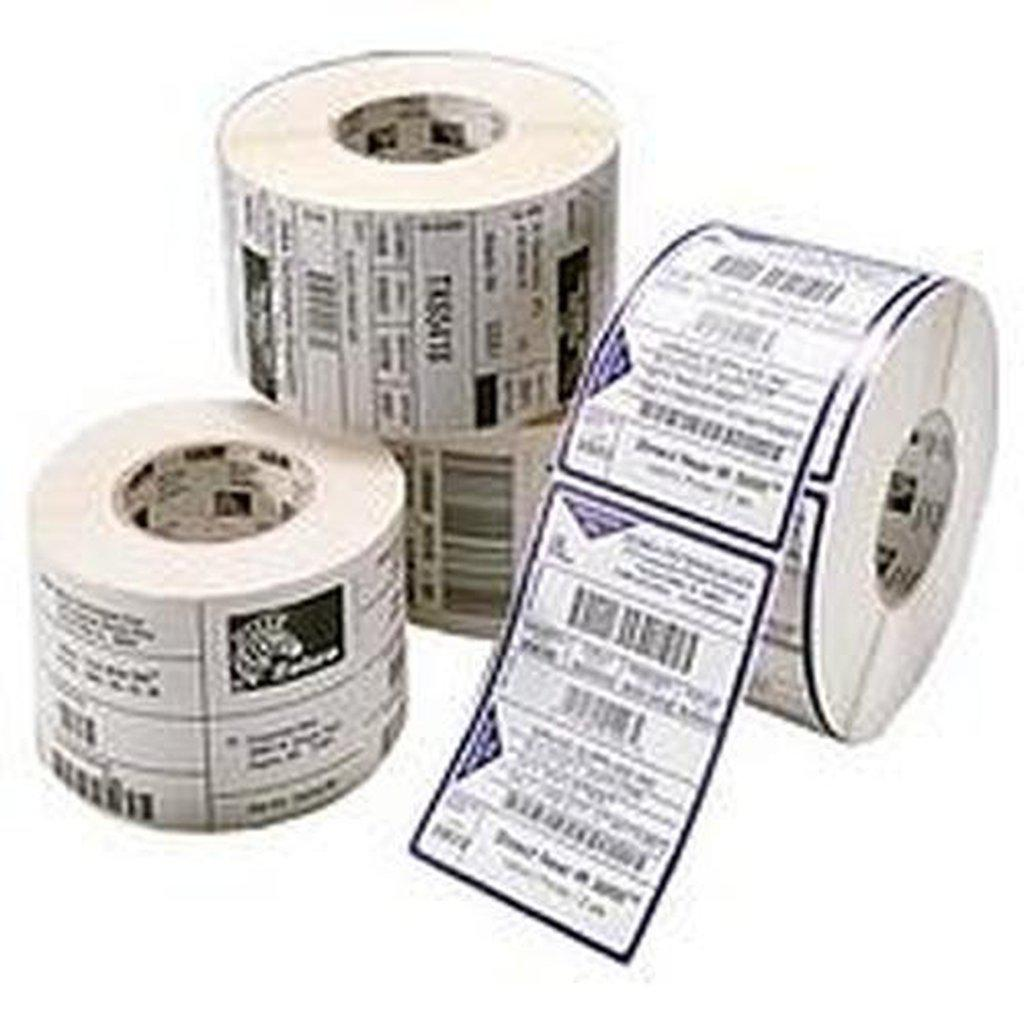 Zebra Z-Perform 1000D Direct Thermal Paper Label 102mm x 152mm, White | 87809