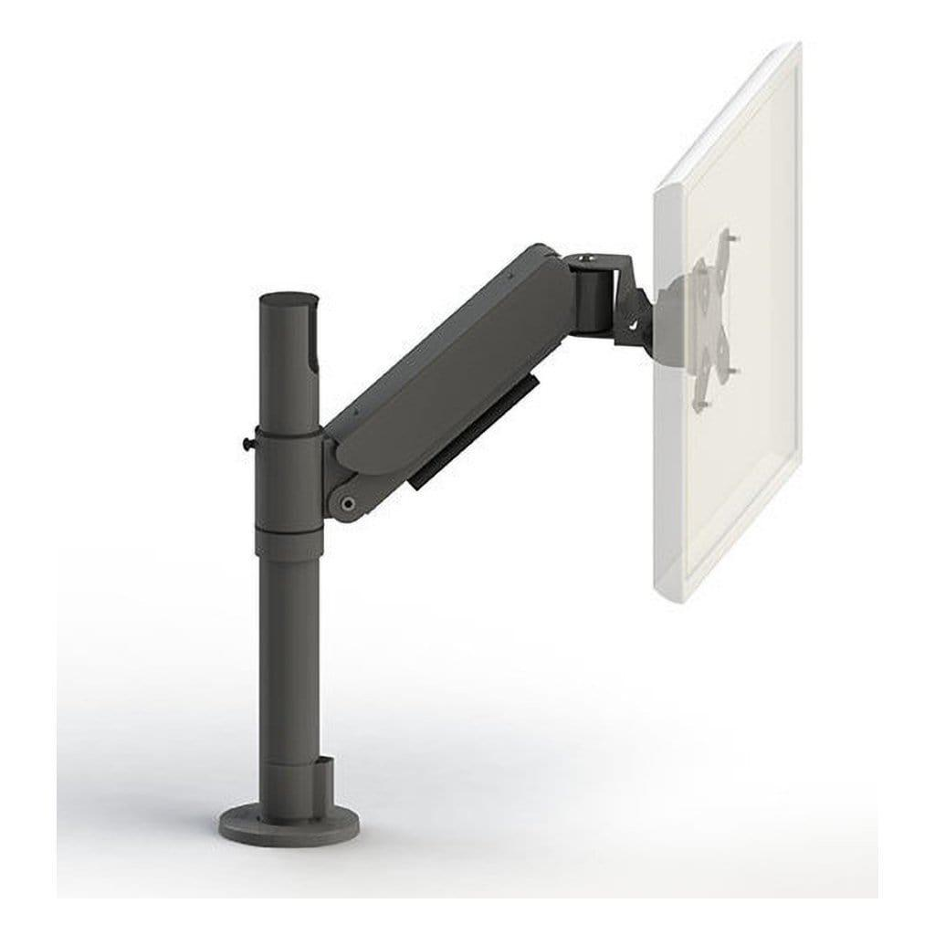Ergonomic Solutions SpacePole Height Adjustable Arm Mount | SPV1105-02 POS Stands & Mounts Ergonomic Solutions