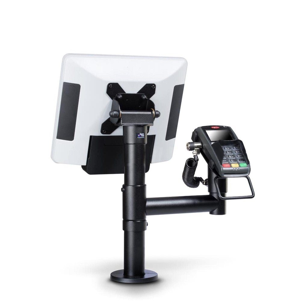 Ergonomic Solutions SpacePole 200mm Peripheral Swing Arm | SPV2102-02 POS Stands & Mounts Ergonomic Solutions