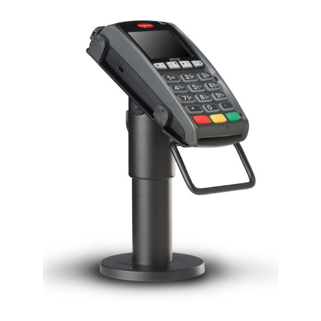 Ergonomic Solutions SpacePole PIN Pad Stand - Igenico iPP350 | ING3501-D-02 POS Stands & Mounts Ergonomic Solutions