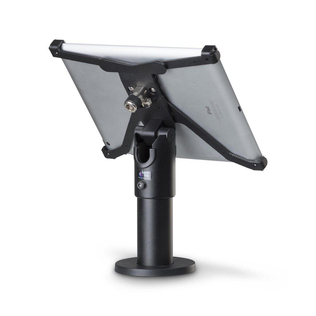 Ergonomic Solutions POS Stands & Mounts SpacePole X-Frame iPad Air Tablet Frame