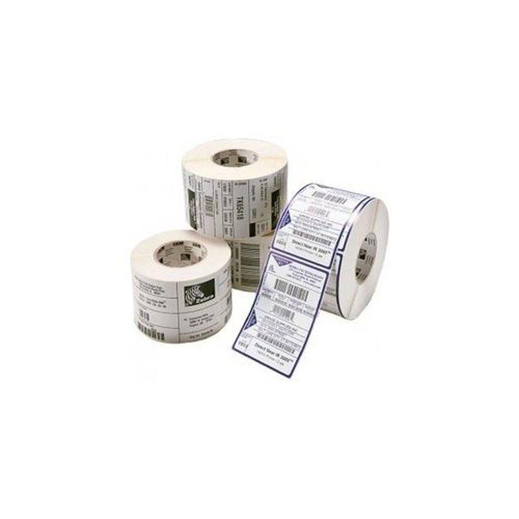 Zebra Z-Select 2000T Thermal Transfer Paper Labels 38mm x 19mm, White | 880114-019 Consumable Zebra