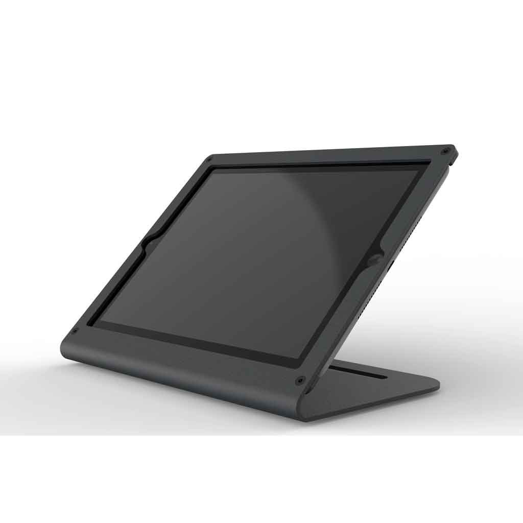 Heckler Design Stand Prime for iPad 10.2-inch 7th Generation, Black Grey | H600-BG POS Stands & Mounts Ergonomic Solutions