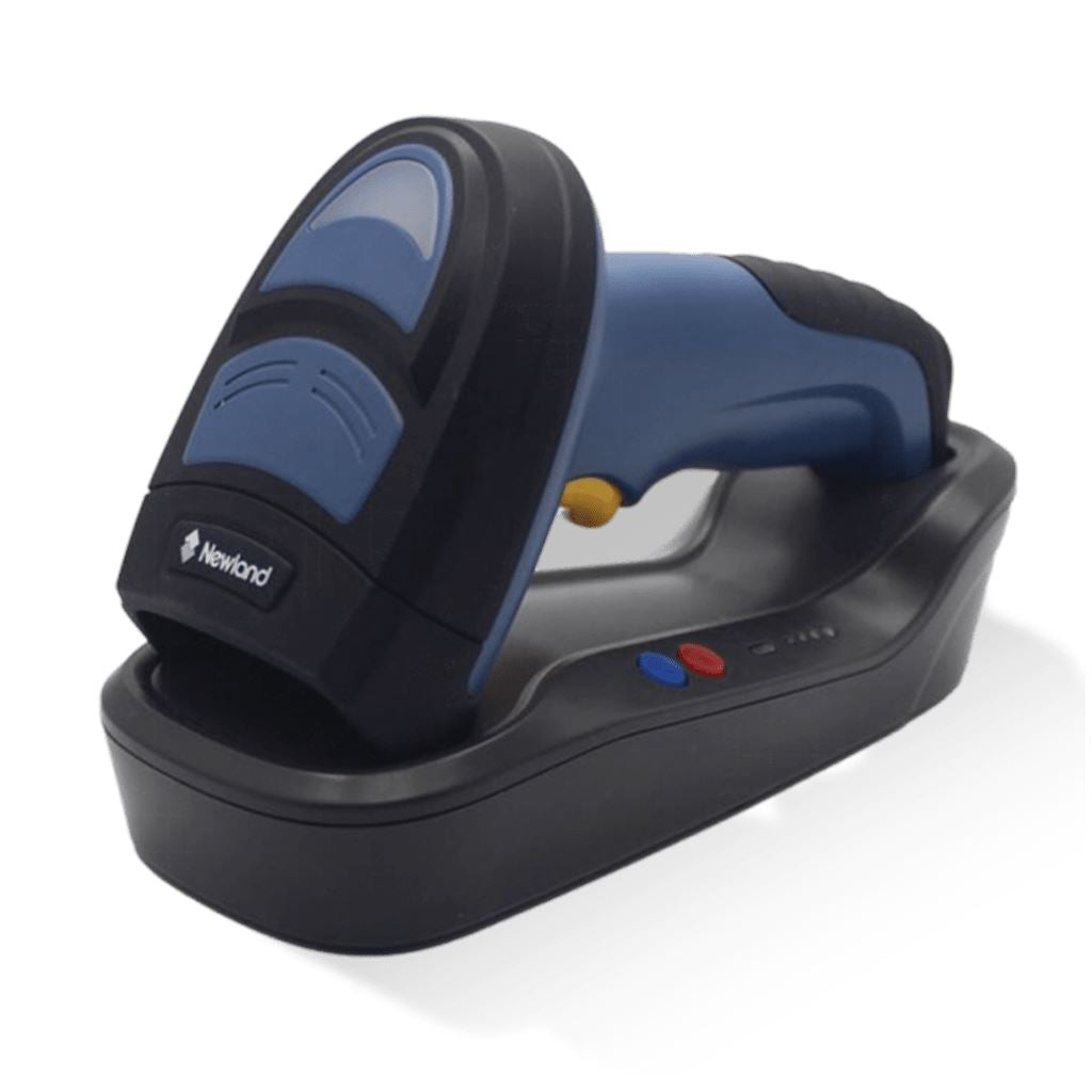 Newland Halibut 2D CMOS Wireless Barcode Scanner | HR4280-BT Barcode Scanner Newland
