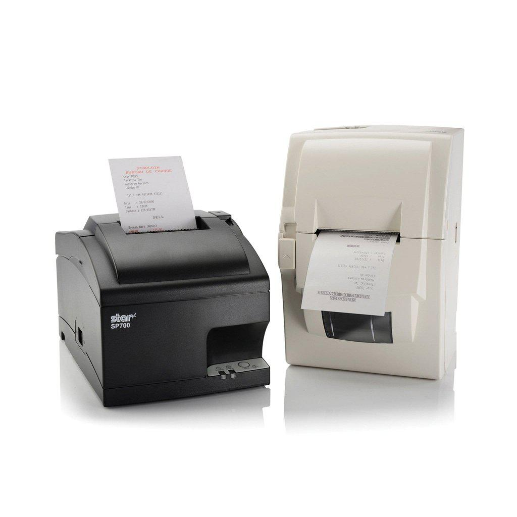 Star Micronics Receipt Printer Grey Star SP700 LAN Kitchen Impact Printer