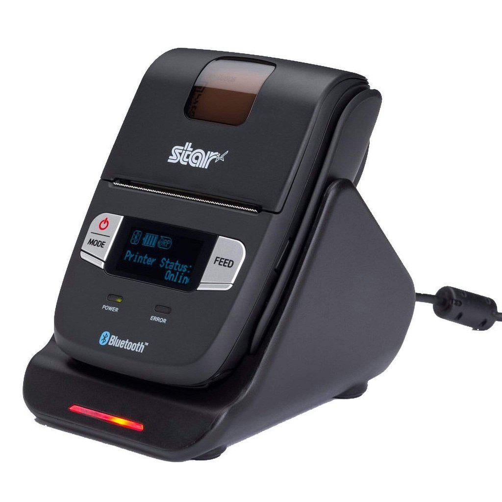 Star Micronics Receipt Printer Star SM-L200 Desktop Charging Cradle L2