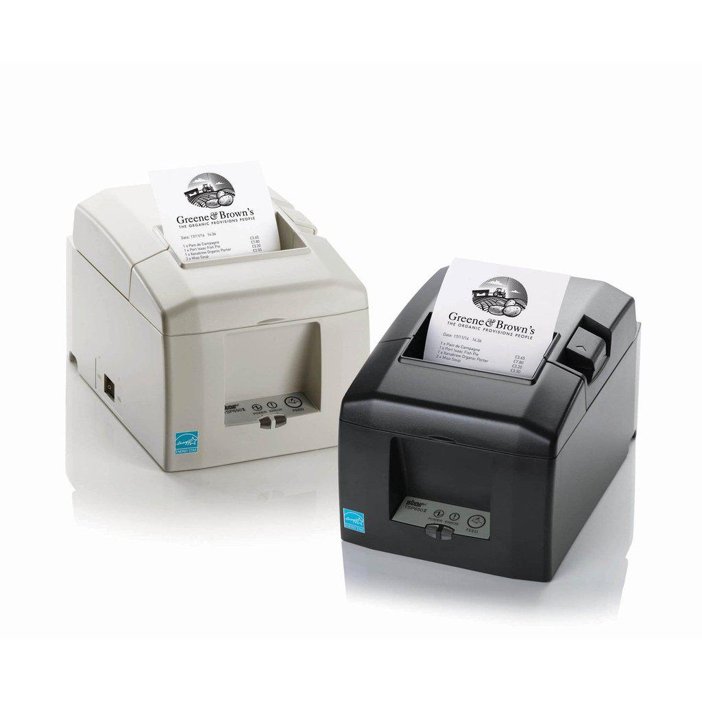 Star Micronics Receipt Printer Star TSP654II Apple AirPrint POS Printer