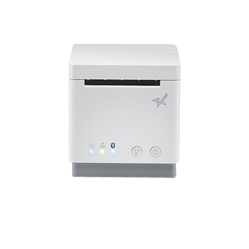 Star Micronics mC-Print2 Cloud, LAN, USB, Bluetooth, White | 39653090 Receipt Printer Star Micronics