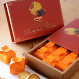 CHIMEI Fruit Cakes (Pineapple, Mango, Longan), 奇美鳳梨酥, 芒果酥, 桂圓酥, Sent by DHL