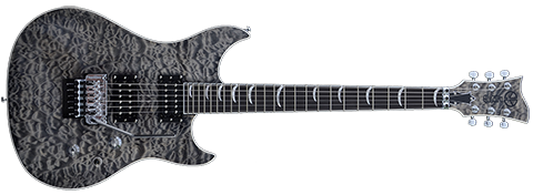 Electra Talon Guitar Phantom Quilt