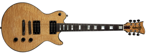 Electra Invicta Guitar Natural