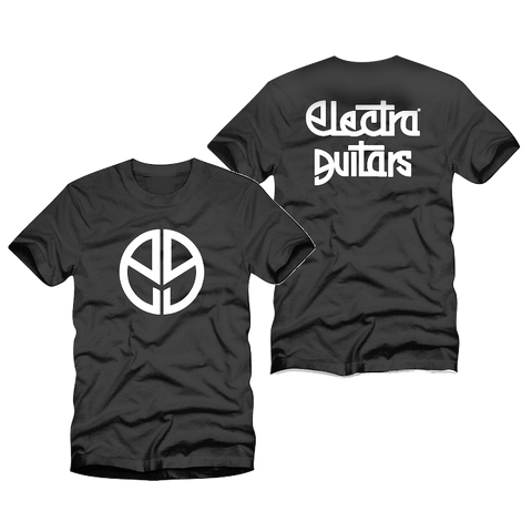 Electra Guitars T-Shirt Gray