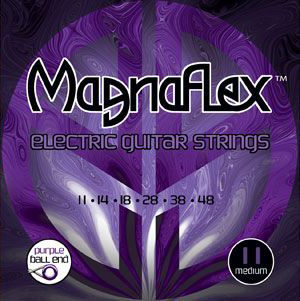 Electra Guitar Strings Medium