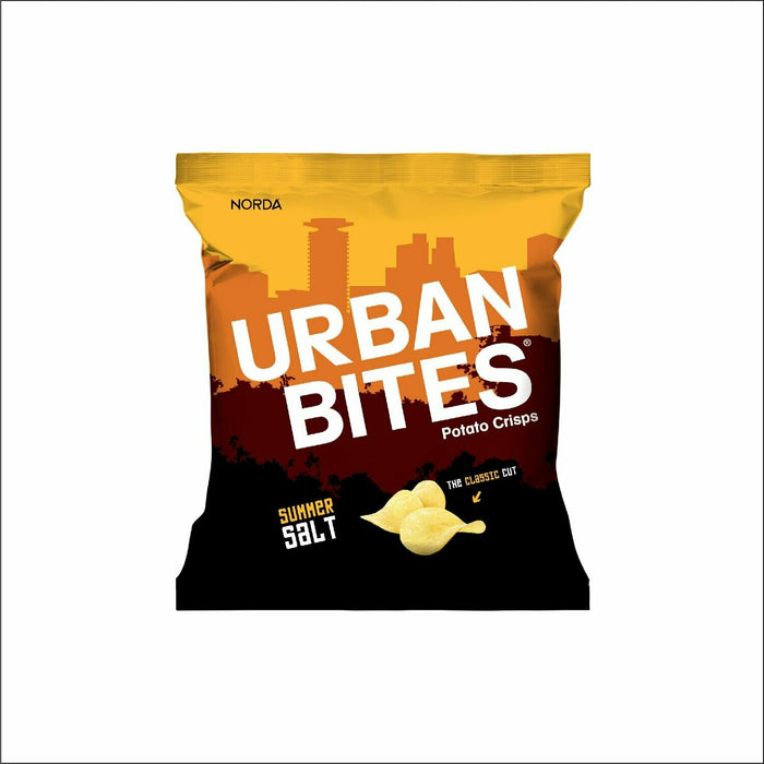 Urban Bites Crisps Summer Salt | 120g