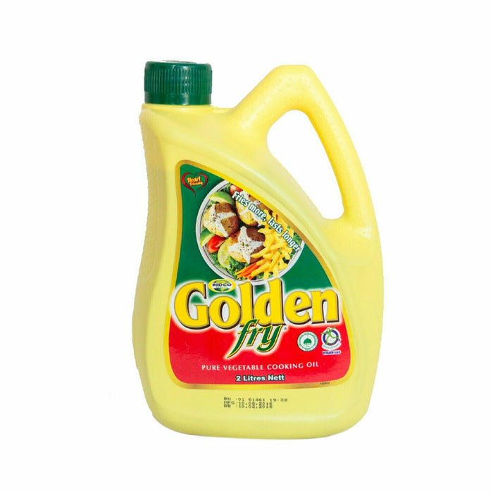 Golden Fry Cooking Oil | 3-5L