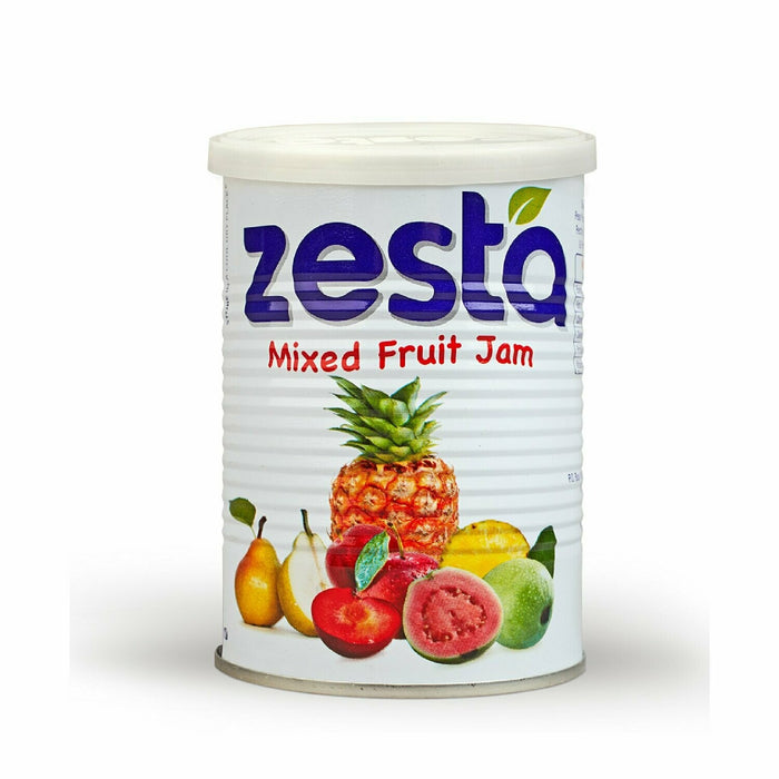 Zesta Mixed Fruit Jam | 500 - 1000g