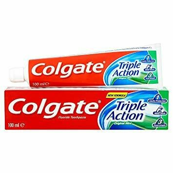 Colgate Tripple Action | 140gms