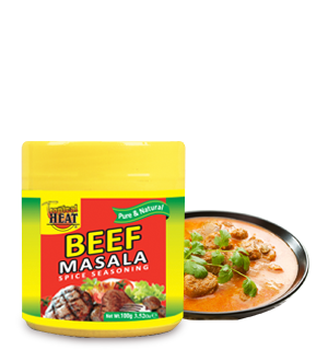 Tropical Heat Beef Masala | | 100g x 6