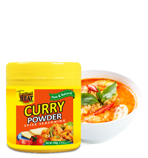 Tropical Heat Curry Powder | 100gm