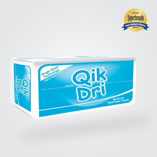 Qik Dri Unembossed | 240 Sheets x 12
