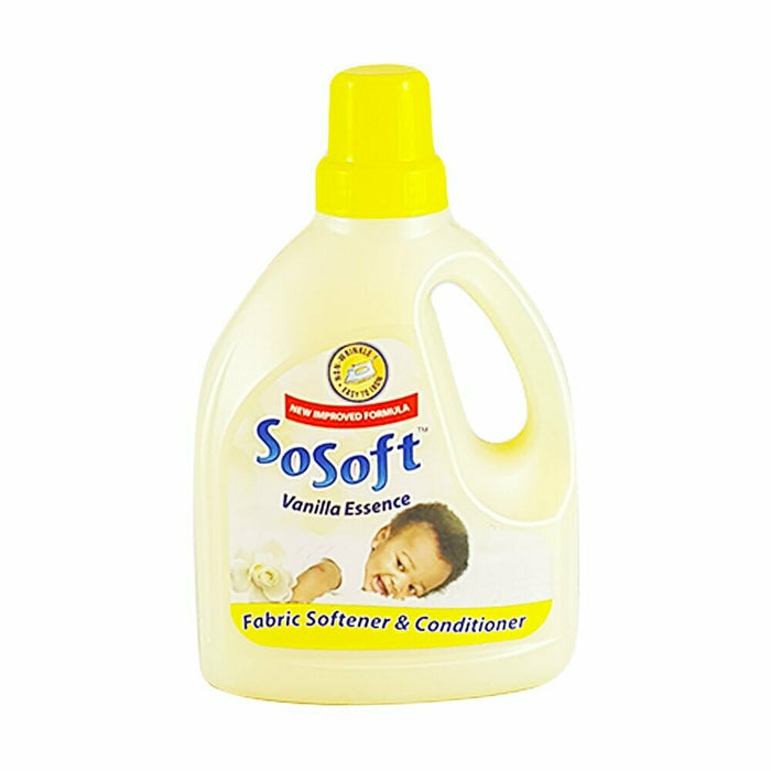 So Soft Fabric Softener Vanilla Essence | 750ml