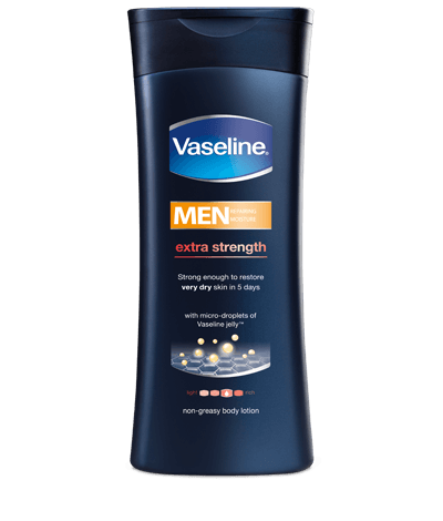 Vaseline Lotion Men | 400ml x 6