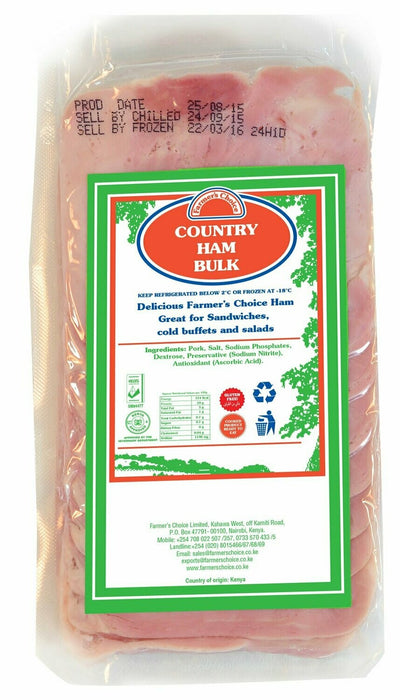 Ckd Gammon (Country Ham) | 200g