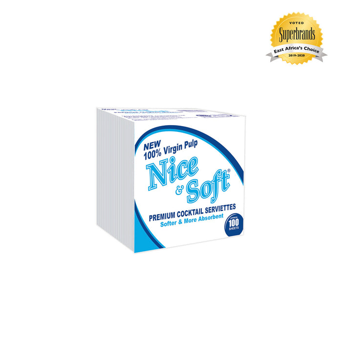 Nice and soft serviettes | 100s